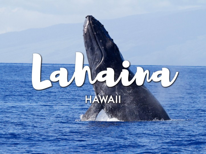 One day in Lahaina Itinerary
