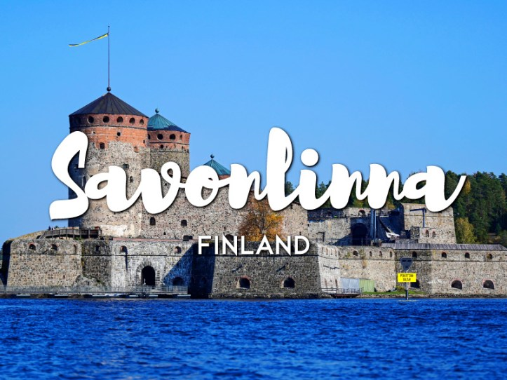One day in Savonlinna Itinerary