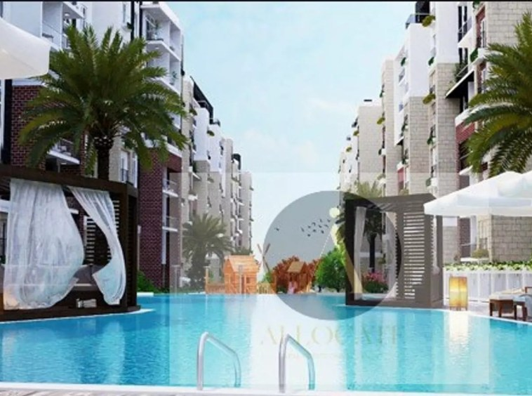 شقة مميزة بمساحة 150 م في سوينو العاصمة الادارية 10٪ مقدم