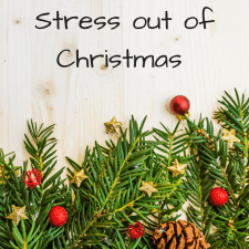 Take the stress out of Christmas