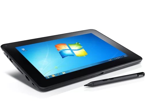 dell tablet Latitude ST