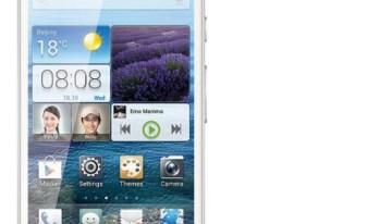 Huawei presenta su smartphone con la pantalla más grande del mundo #2013CES