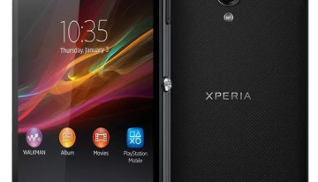 Lo mejor de Sony en un smartphone premium. Xperia ZL #2013CES