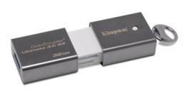 Kingston presenta su  dispositivo Flash USB 3.0 de nueva generación #2013CES
