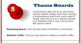 Infografía: 10 pistas para hacer negocio con Pinterest