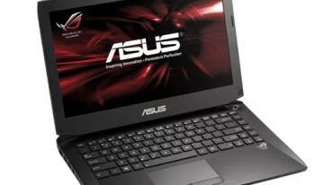 ASUS ROG lanza Notebook de Gaming G46VW de 14""