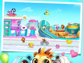 GAMELOFT Y HASBRO SE UNEN EN EL MUNDO REAL Y VIRTUAL CON LITTLEST PET SHOP