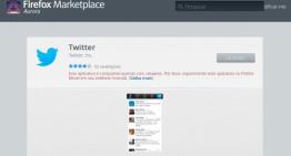 Twitter anuncia su aplicación para Firefox OS