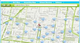 Shareair, localiza los puntos de acceso WiFi gratuitos más cercanos a tu ubicación