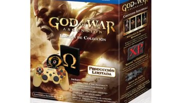 Kratos regresa a México y Latinoamérica con God of War Ascension