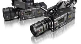 CineAlta 4K PMW-F55 y PMW-F55 de Sony ya se encuentran disponibles en México