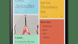 Google presenta Keep, su servicio para listados, notas rápidas y lectura fuera de línea