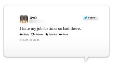 FireMe!: sitio web que reúne todos los comentarios de personas que odian su trabajo