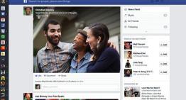 Facebook muestra avances de su nuevo diseño