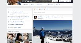 Facebook rediseña la biografía de los usuarios (timeline)