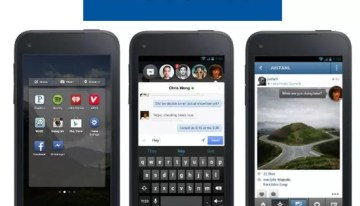 Se filtra Facebook Home, ya esta disponible su descarga de manera no oficial