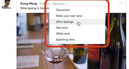 Las Comunidades de Google+ ya permiten alterar las categorías de las publicaciones