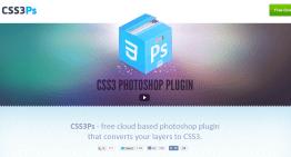 css3ps: plugin que convierte archivos PSD a CSS3