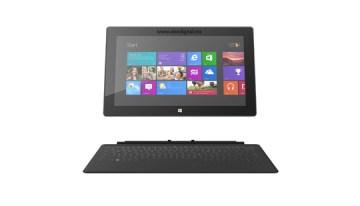Outlook será el nuevo integrante de Surface RT