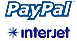 Alianza PayPal e Interjet con nueva forma de pago al comprar en línea boletos de avión, paquetes y servicios adicionales
