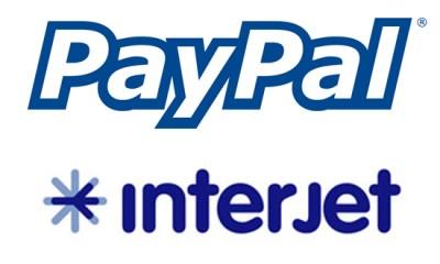 PayPal Interjet