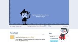Infografía: Guía para el uso correcto de imágenes en Facebook