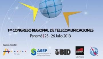 Ier Congreso Regional de Telecomunicaciones