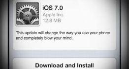 Presenta Apple iOS 7