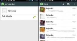 Priyanka, la asustadora falla de WhatsApp