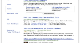 Google anuncia nuevo sistema de navegación para las herramientas de webmasters