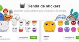 Facebook incorpora el uso de stickers para la versión web
