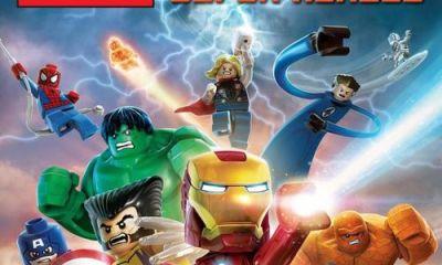 LEGO Marvel Superheores