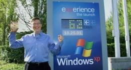 12 años de Windows XP