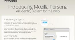 Mozilla presentó Persona Identity Bridge para usuarios de Gmail