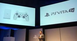 Sony presenta la nueva PS Vita PCH-2000 y el PS Vita TV