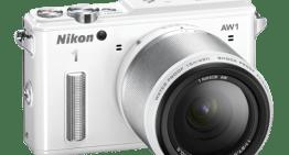 Nikon se enorgullece en presentar la nueva Nikon 1 AW1