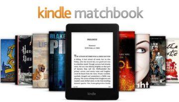 Kindle Matchbook una forma de leer libros a precio accesible