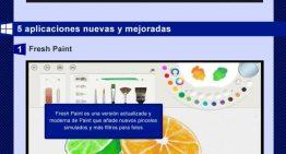 Infografía: Las mejoras y novedades más importantes que presenta Windows 8.1