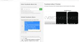 embedsocial: herramienta para incluir álbumes de fotos de Facebook en tu blog o sitio web