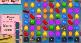 Candy Crush Saga celebra su primer aniversario