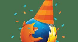 ¡Feliz noveno aniversario, Firefox!