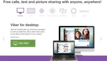 La aplicación de mensajería Viber llega a Linux