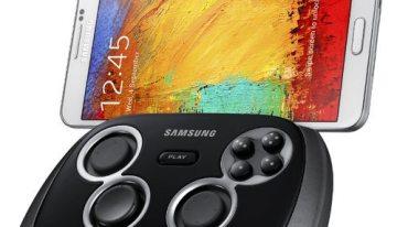 Samsung lanza un Gamepad para terminales con Android 4.1 o superior