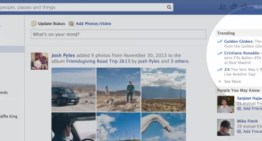 Facebook incorpora los Trending Topics