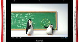 DreamWorks Animation introducirá su primer tableta para niños en el #CES2014