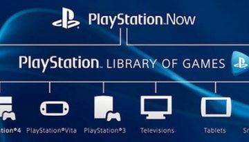 Playstation Now, el servicio en la nube para consolas, teléfonos y TV #CES2014