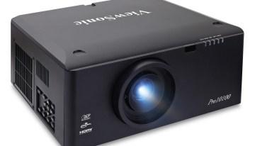 ViewSonic anuncia su proyector Pro10100 de 6,000 Lúmenes, diseñado para el mercado profesional de Audio y Video