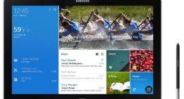 Samsung presentó la tablet Note PRO 12.2 y la línea Tab PRO #CES2014