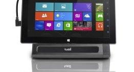 Tobii Mobile: Accesorio que permite controlar con la vista una tablet con Windows 8 #CES2014