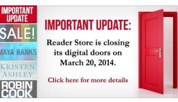 Sony cerrará su tienda de libros en línea